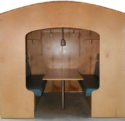 Booth Seating & Table Nook