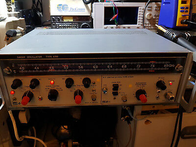 MARCONI INSTRUMENTS SWEEP OSCILLATOR 6700 4~8GHz