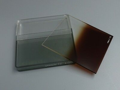 Cokin A Series Graduated Tobacco Filter Set A125 A124 Free UK Postage