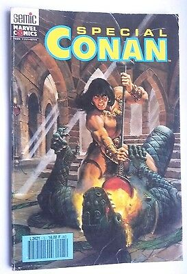 SPECIAL CONAN n°5 1991 semic marvel comics