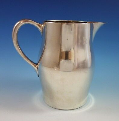 Number 7014 by Lawrence B. Smith & Co. Sterling Silver Water Pitcher (#2342)