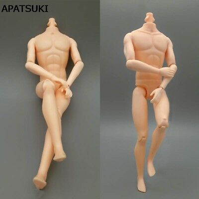 26cm Moveable 11 Joint Doll Body For Barbie's Boyfriend Ken Male MAN Prince Ken