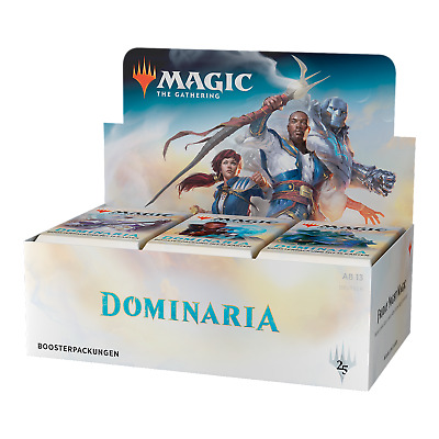 MTG - Dominaria Booster Display DE 36 Booster 2018