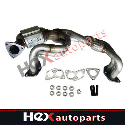 Pair L//R Exhaust Manifold Catalytic Converter Set for Ford Escape Tribute 3.0L