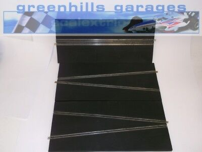 Greenhills Scalextric Vintage rubber Chicane (3 Pieces) MMT30 - USED -MT5 ##x