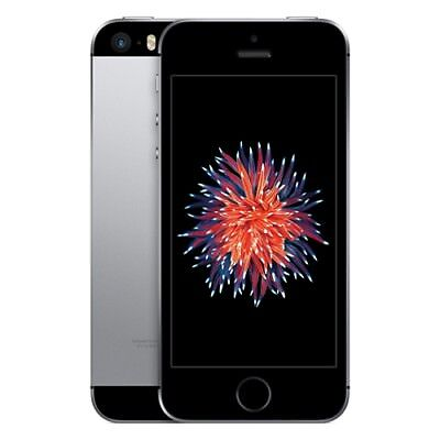 Apple iPhone SE 32GB space grey iOS Smartphone Handy ohne Vertrag LTE/4G WOW !!!