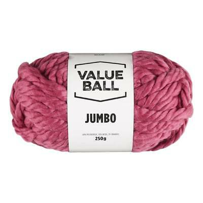 NEW Value Ball 250 G Jumbo Yarn By Spotlight