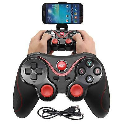 Wireless Bluetooth GamePad Controller For Android Phone iPhone IOS TV Box Tablet