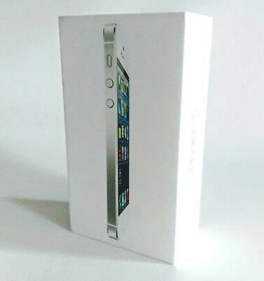 Genuine Apple IPhone 5 16GB White - BOX ONLY - Very Good Condition - Model A1429