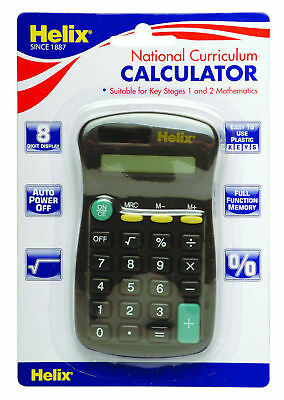 Helix Calculator National Curriculum RC1