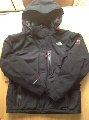c45a036527 The North Face Summit Series Hyvent Alpha Men's Large Black Coat RARE
