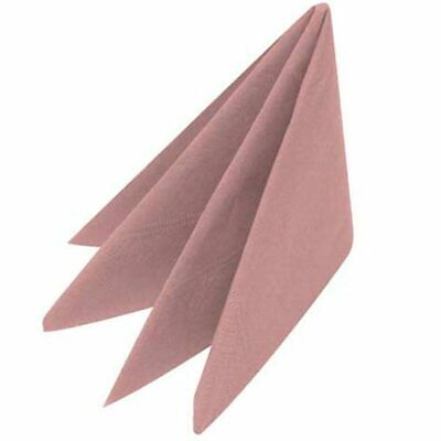 Swantex Pink Napkins 33cm 2ply - Case of 2000