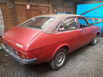 1979 morris marina 1300cc  2 door Coupe in good condition for age