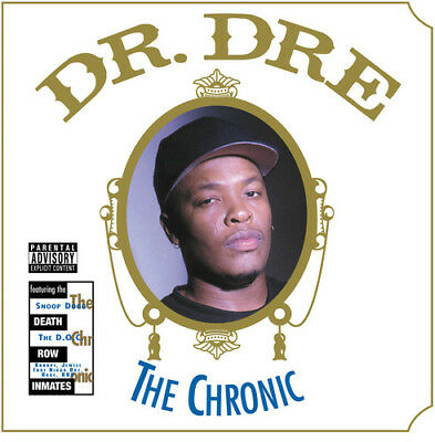 Dr. Dre - Chronic (CD Used Like New) Clean Version