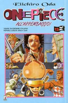 manga STAR COMICS ONE PIECE numero 13