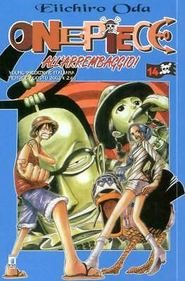 manga STAR COMICS ONE PIECE numero 14