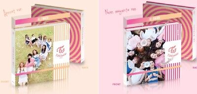 TWICE 3rd Mini Album [TWICECOASTER LANE 1] Random CD+88p Photobook+2p Photocard