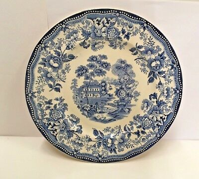 """Royal Staffordshire TONQUIN BLUE Salad Plate (7-7/8"""")  More Items Available"""