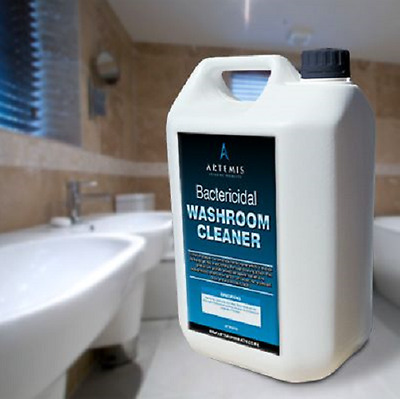 Bactericidal Washroom Bathroom Cleaner Dilute Bathroom Limescale Kill Germs