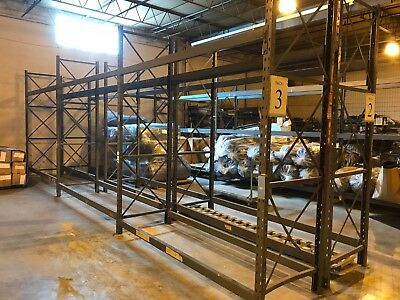 Dexion Pallet Racks Used
