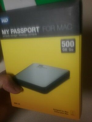 mac passport 500gb