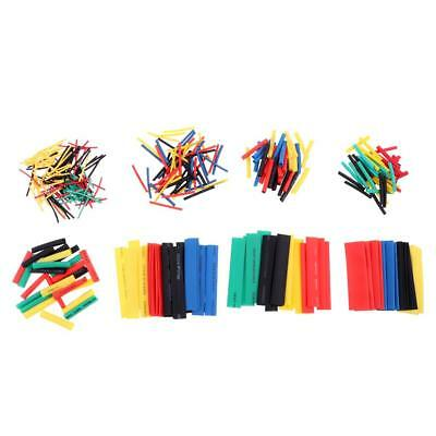 328Pcs Heat Shrink Tubing 2:1 Tube Wrap Sleeve Electrical Cable Wire Kit