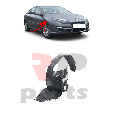 New Renault Laguna Front Wheel Arch Trim Cover Plastic O/s Right Side 2007-2014