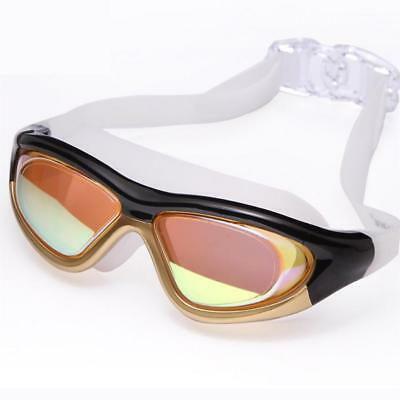 Professional Anti Fog Uv Protection Swimming Goggles New Coating Waterproof