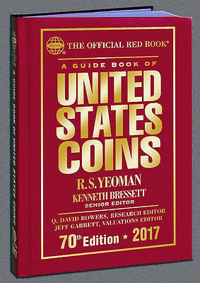 The Official Red Book · United States Coins · Yeoman Bressett · 70.Auflage 2017