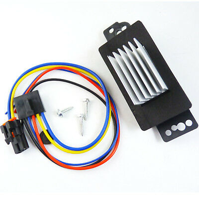 15850268 HVAC Blower Motor Resistor For 2004-2007 Chevrolet Impala Buick LaCross
