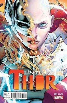 The Mighty Thor (Vol 2) 1:20 Variant Cover by Russell Dauterman