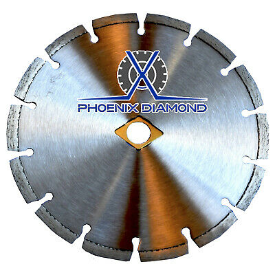 "7"" SUPREME Laser welded Diamond Saw Blade for General Purpose Concrete Masonry"
