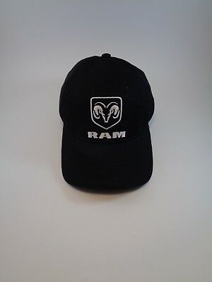 585e6776d DODGE RAM TRUCK Black Baseball Cap Trucker Hat Trucks Hemi New Blue ...