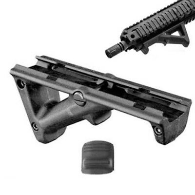 Tactical KeyMod Angled Forward Grip Fore Grip Foren for 20mm Picatinny Quad Rail