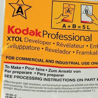 Kodak Xtol BW Film Developer (Powder To Make 5 Liters)