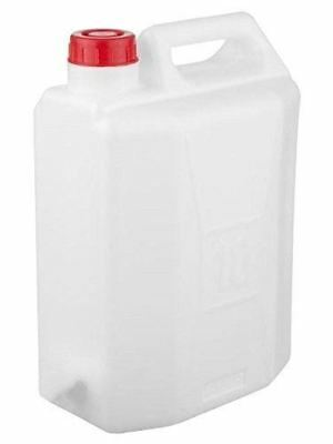 Highlander Jerry Can 10 Litre White Water Camping Festival Adventure