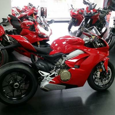 New Ducati Panigale V4 in Stock & Available for immediate delivery