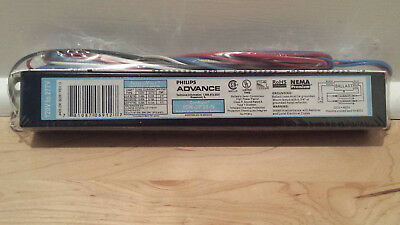 New PHILIPS ADVANCE ICN2P32N Electronic Ballast,T8 Lamps,120/277V