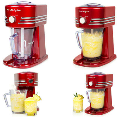 Frozen Drink Machine Smoothie Margarita Slush Maker Shaved Ice Slushie Beverage