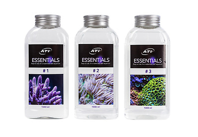 ATI ESSENTIALS set of x3 500ml cheapest from ATI UK