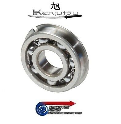 1 x Kenjutsu Gearbox Input Shaft Bearing & Clip- For S15 Silvia SR20DE 5 Speed