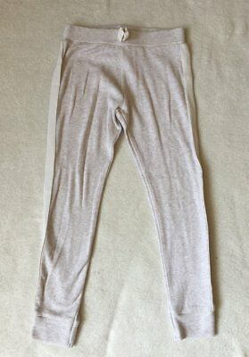 ***Zara girls Oatmeal ribbed single leggings 6-7 years EXCELLENT!***
