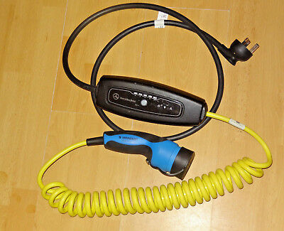Genuine Mercedes B C E S Class Gle Glc Hybrid Home Charger Cable A0005831400