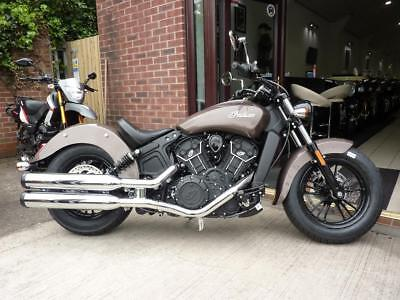 Indian Scout Sixty Brand Nw For 2018
