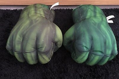 -- THE INCREDIBLE HULK HULK SMASH HAND sounds (Marvel Hasbro 2008) --