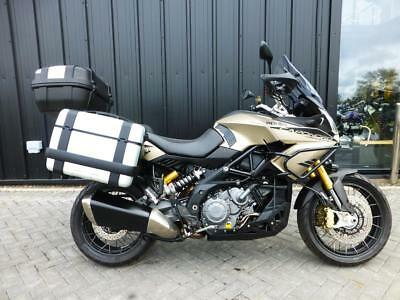2016/16 Aprilia Caponord Rally 1200, Only 7851 Miles, Full Luggage, Spot Lights