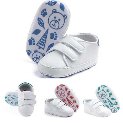 Newborn Baby Boy Girl Shoes Infant Casual Sneakers Toddler Prewalker Trainers