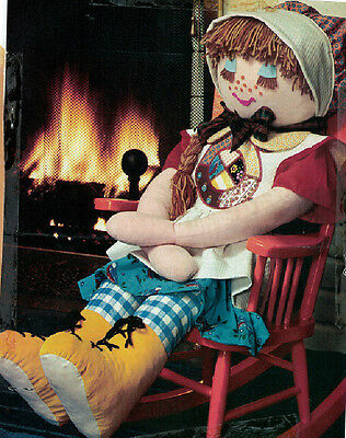 Becky Thatcher Doll Pattern - 0034
