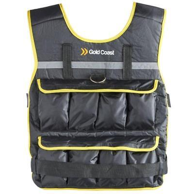 20Kg Adjustable Weight Vest Fitness Gym Exercise Home Workouts Loss Jacket New