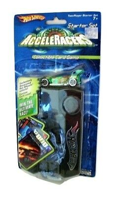 Hot Wheels Acceleracers Starter Set New Factory Sealed